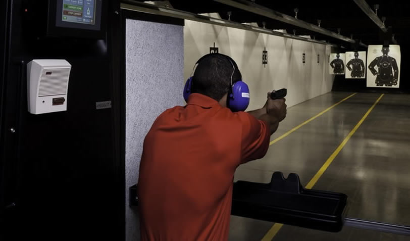 Handgun Speed and Precision Class